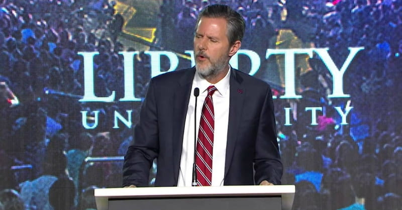Jerry Falwell Jr. Prohibits Anti-Trump Editorial from being Published in Student-Run Paper