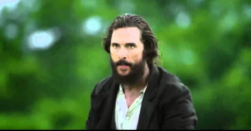 Matthew McConaughey's Latest Movie Character was Inspired by the Bible