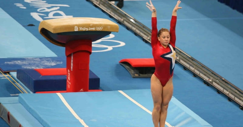 Gymnast Shawn Johnson: How Her Olympic Career Led Her to Faith