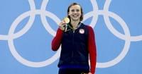 Catholic Faith Anchors Olympic Swimmer Katie Ledecky