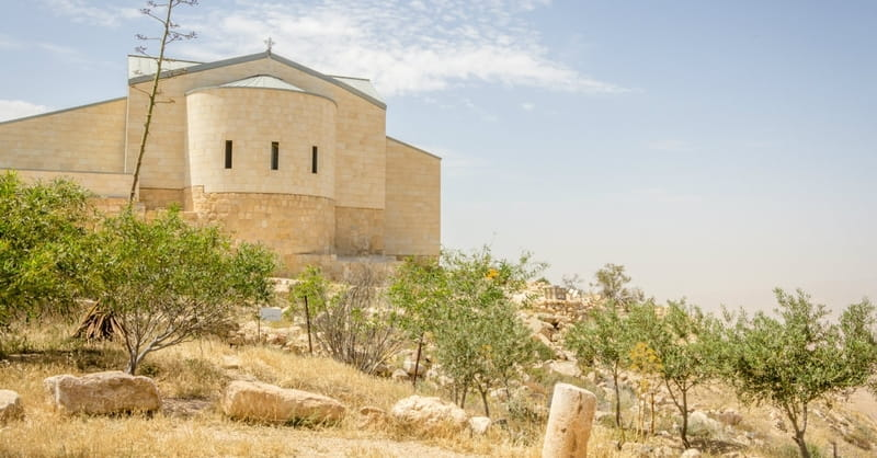 Supposed Site of Moses' Death Reopens to the Public
