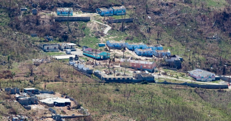Distributing Aid in Haiti is a Dangerous Proposition