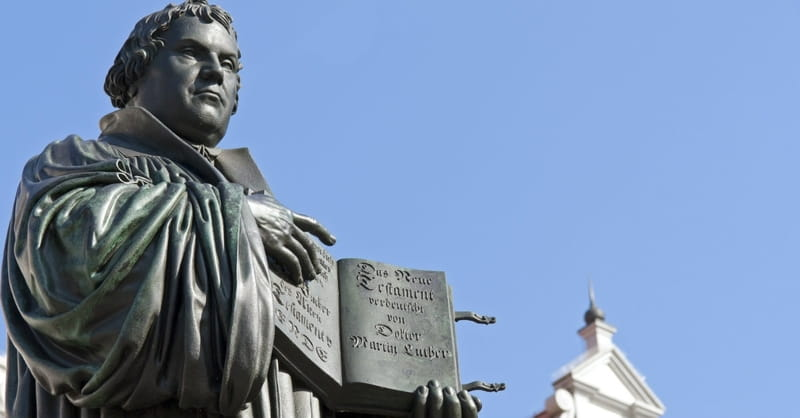 Martin Luther: The Monk Who Stood against an Empire and Changed the World