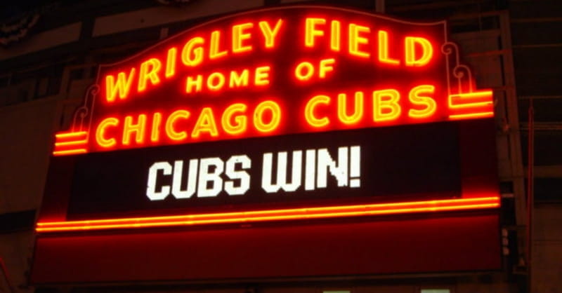 Chicago Cubs End 108-Year Drought