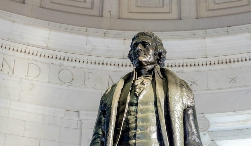 University of Virginia's President Asked to Stop Quoting Thomas Jefferson