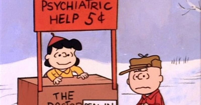 Pastor Opens Peanuts-Inspired Booth to Offer 'Spiritual Help'