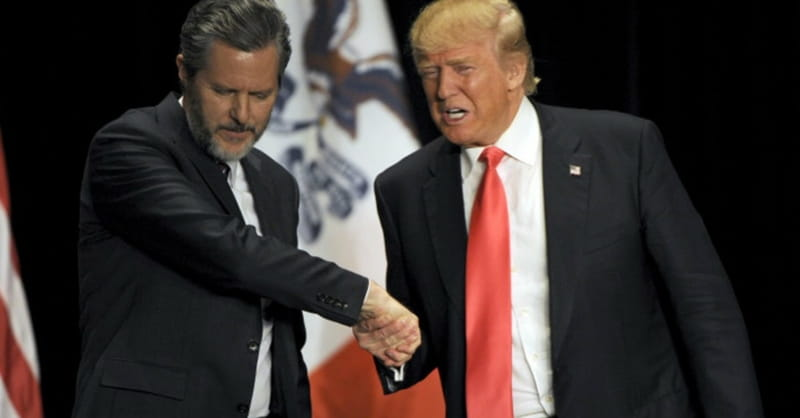 Why Jerry Falwell Jr. Says He Turned Down Trump's Cabinet Position