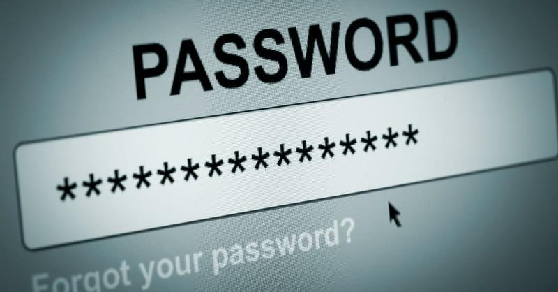 Using 'Jesus' as Password Online is Not Safe