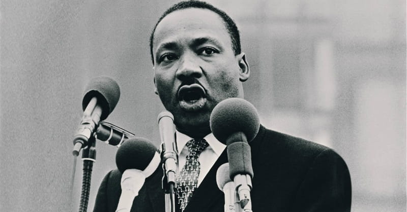 Trump To Meet With Son Of Martin Luther King Jr In Honor Of Mlk Day