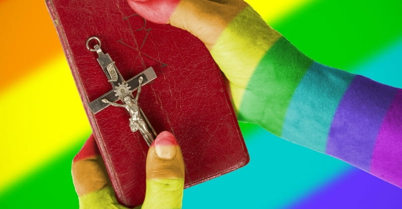 Former Gay Activist Shares How He Came to Faith