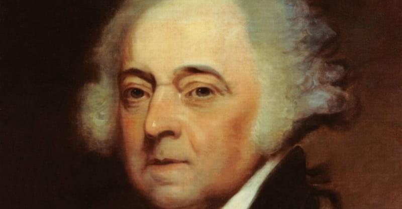 2. John Adams