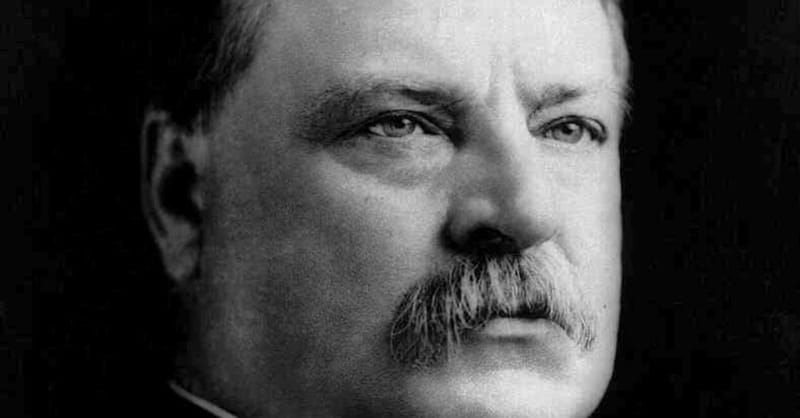 5. Grover Cleveland