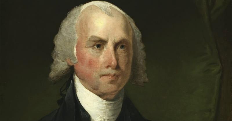 4. James Madison