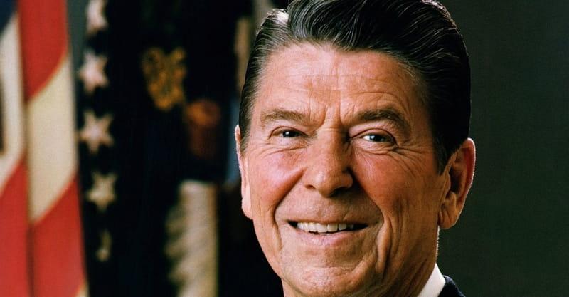 7. Ronald Reagan