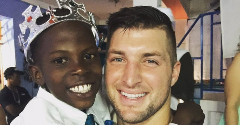 Tim Tebow Says Special Needs Prom Night to Shine is 'The Best Night of My Life'