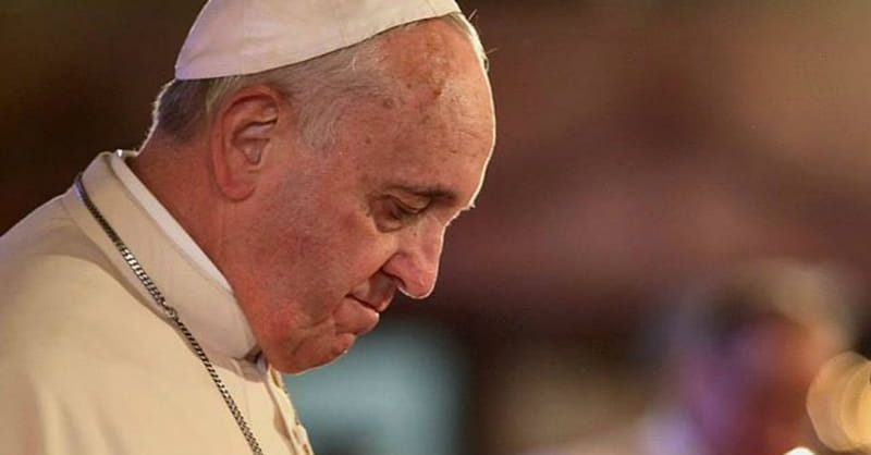 Pope Francis Says Married Men Could be Considered for Priesthood