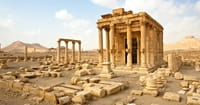Syrian Forces Recapture Ancient City of Palmyra from ISIS
