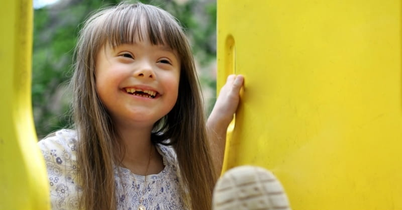 Statistics Show Those with Down Syndrome are Happiest People Alive