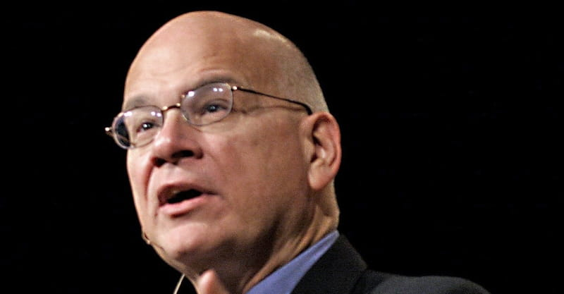 Princeton Theological Seminary Rescinds Award to be Given to Tim Keller