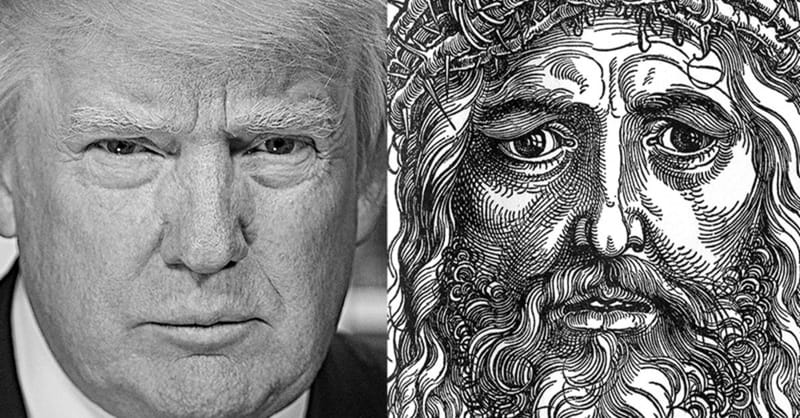 Who Do Evangelicals Follow? Jesus or Trump?