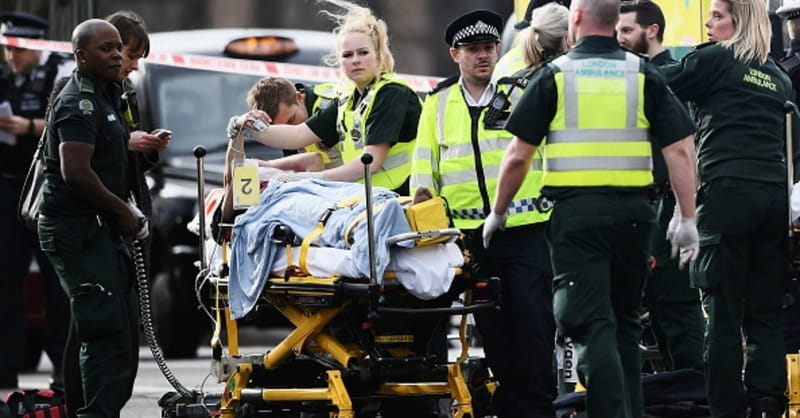 UK: 4 People Killed in 'Terror Incident' outside Parliament