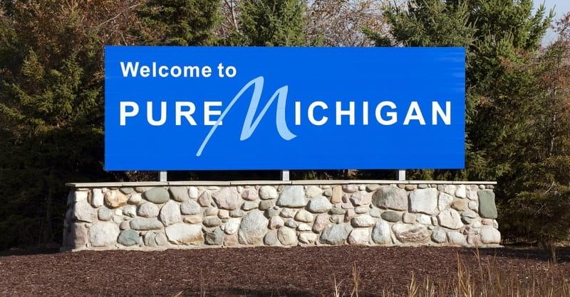 9. Michigan