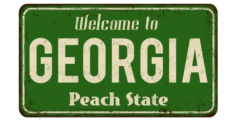8. Georgia