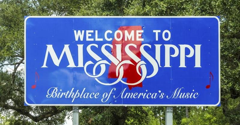 7. Mississippi