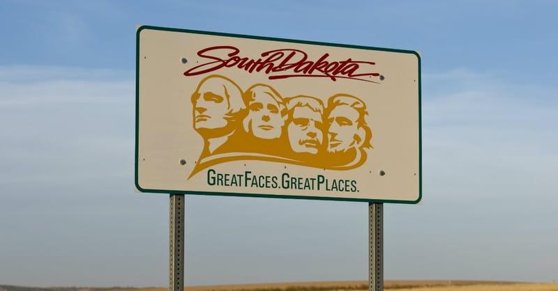 6. South Dakota