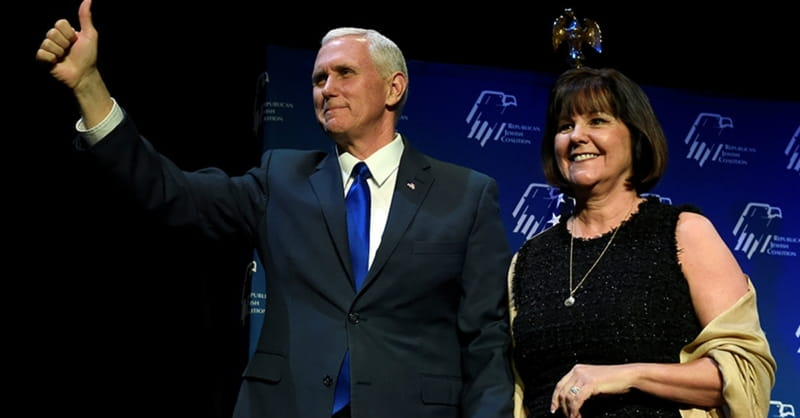 Why Won't Mike Pence Eat Alone with a Woman Who is Not His Wife?