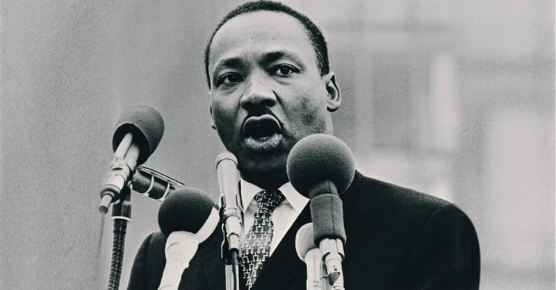 Remembering MLK: 'Birmingham Jail' and the Moral Law