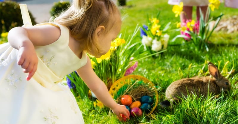 Cadbury Takes 'Easter' out of Annual Easter Egg Hunt Ad