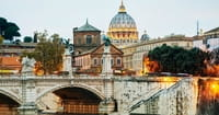 One Million Christians Prepare for Pilgrimage to Rome for Easter