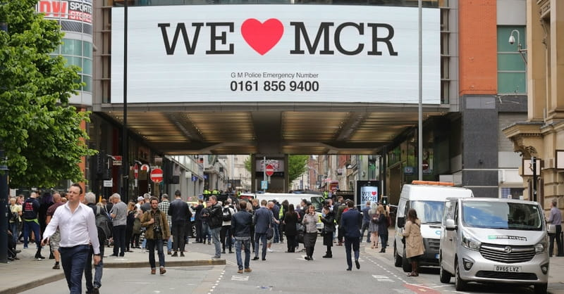 Christian Leaders Respond to Deadly Manchester Bombing
