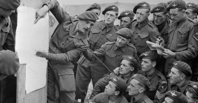 4. How did the Allies achieve victory?