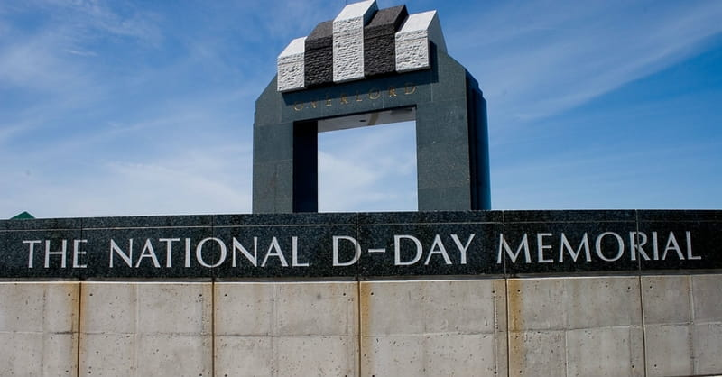 7. Where can you visit memorials to D-Day?