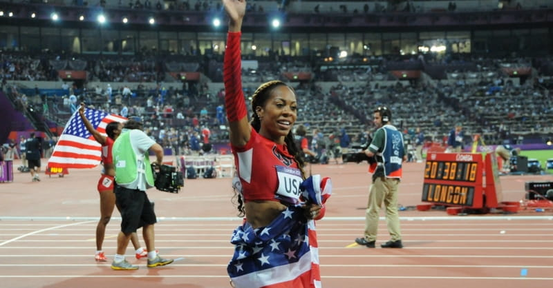 Olympic Track Star Sanya Richards-Ross Opens Up about Her Abortion