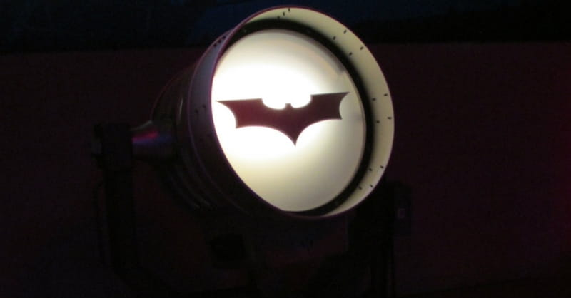 Sending the Bat-Signal in 'Times of Trouble'
