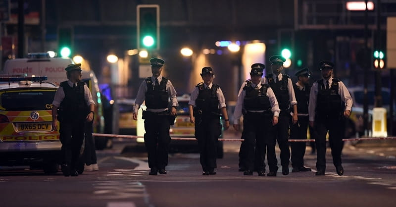 Police Treating London Mosque Assault as Terrorism