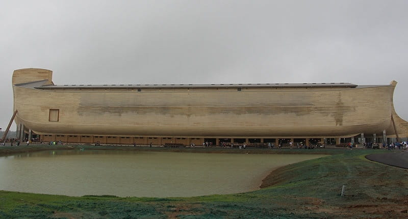 Ken Ham Disputes Reports the Ark Encounter is Sinking
