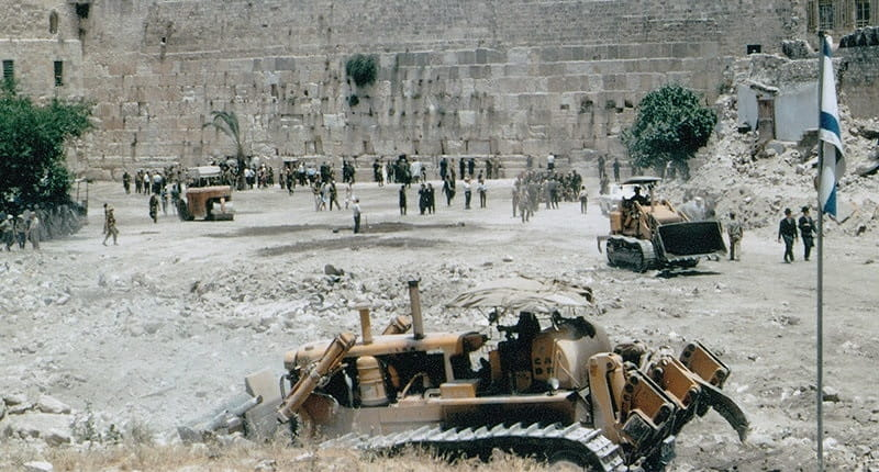 What the Six-Day War Meant for Jews and Christians