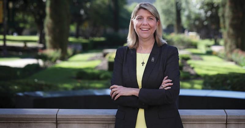 Baylor's First Woman President Brings Fresh Start to Baptist University