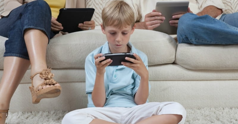 Is Technology Harming Families—and if so, What Can We do about it?