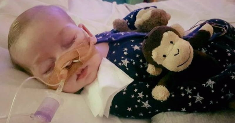 Parents Lose Legal Battle--Charlie Gard to be Taken off Life Support