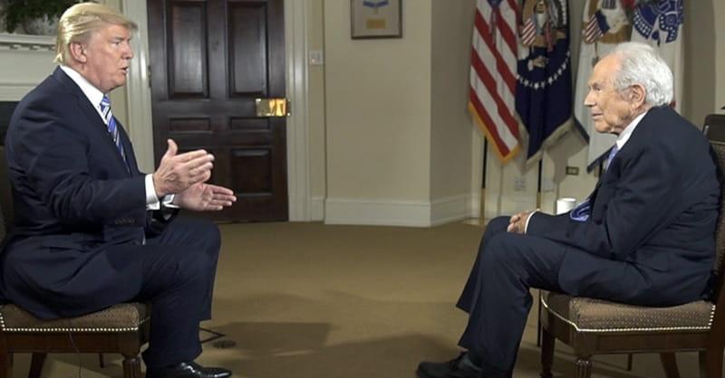 Trump Touts Support from Evangelicals, Putin Friendship in Robertson Interview