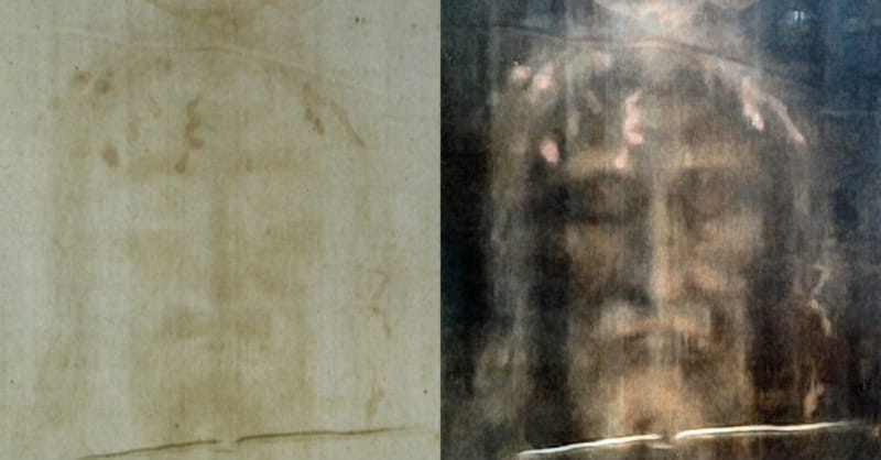 Famous Shroud of Turin May be Stained with Jesus' Blood, Say Researchers