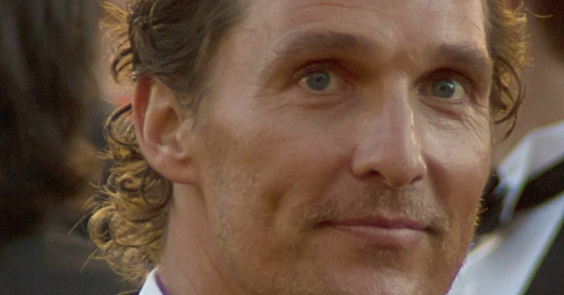 Matthew McConaughey Shares the Amazing Story of How His Son Received a Biblical Name