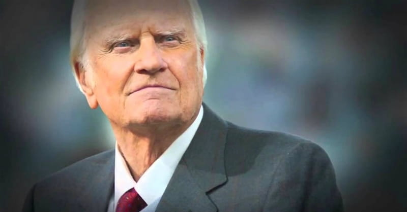 Honoring Billy Graham on His 99th Birthday: His Message of Hope for a Broken World