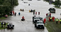 Hurricane Harvey Hits Louisiana, Death Toll Rises