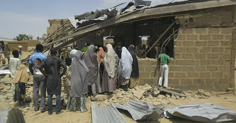 Nigerian Clergy Demand Compensation for Churches Destroyed by Boko Haram